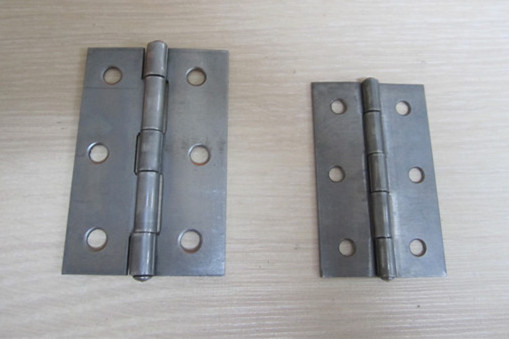 Bright Heavy Iron Hinge (Heavy Iron Hinge, Light Iron Hinge)   SH-001