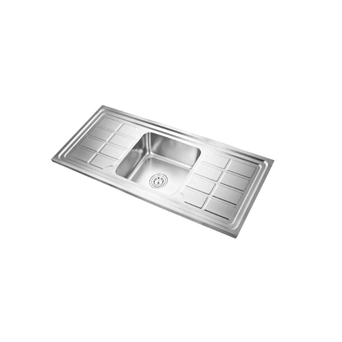 sink-double drainboard series SD12050A