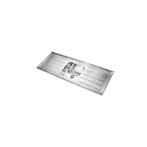 sink-double drainboard series DD15050B