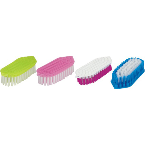 New design plastic flexible cleaning brushes kx-118
