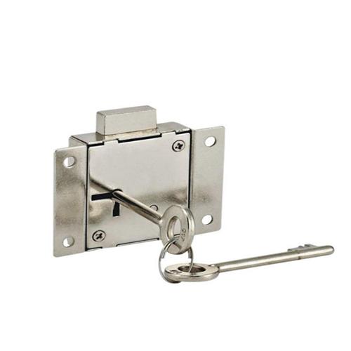 Zinc alloy Furniture office desk drawer locks  ASL-140