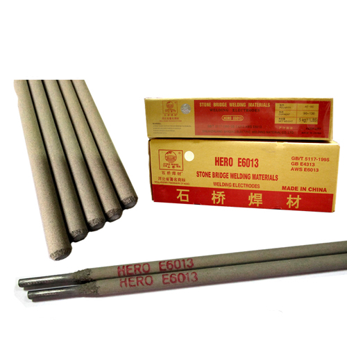 Hot Selling stone bridge 300-450mm length electrode welding rod SQ-001