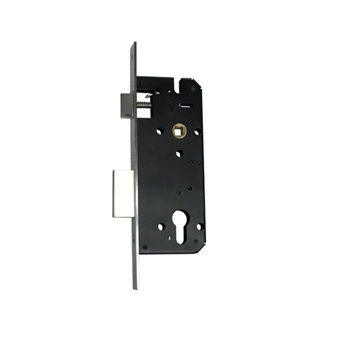 Mortise door cylinder lock body, 50 backset, 70 hole center 8945