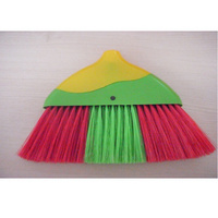 Plastic Modern Triangle Broom Head/Besom SQ-137