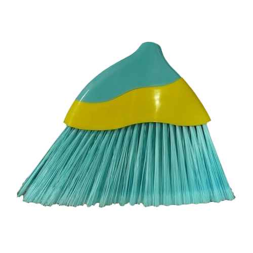 High quality plastic cleaning soft broom with PP PET bristle ZJ-155