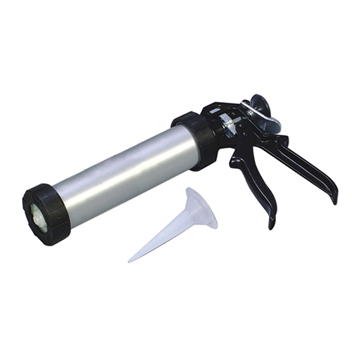600ml Aluminum Barrel Pneumatic silicone sausage gun glue sprayer gun SG-001