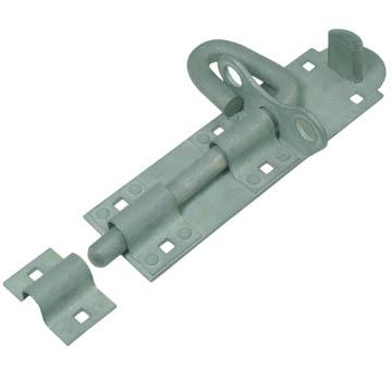 Galvanized Heavy Duty Padbolt Gate Door Lock Bolt 160244