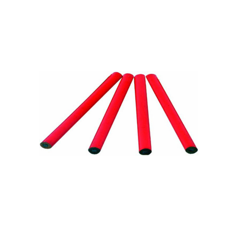 round shape carpenter pencil with red lead( SQ-22 )