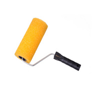 Imported raw materials  Professional polyester foam paint roller brush XF-019