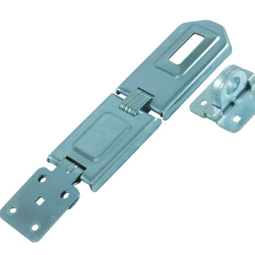 China Double Hinge Hasp&staple Manufacturer 261816