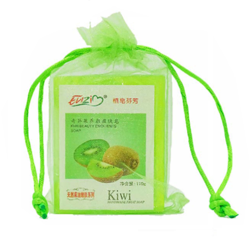 Cucumber extract best natural soap with slimming effect 110g BSJ-jyz-8