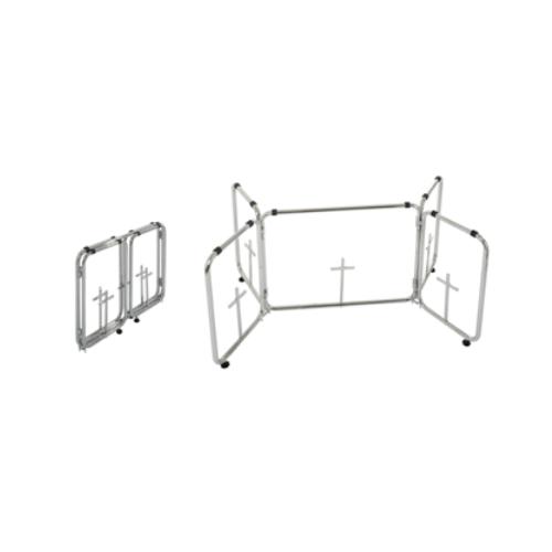 XH-9 Steel Catafalque/ Funeral Supplies/Coffin Rack/coffin support/casket placing rack/Casket Truck