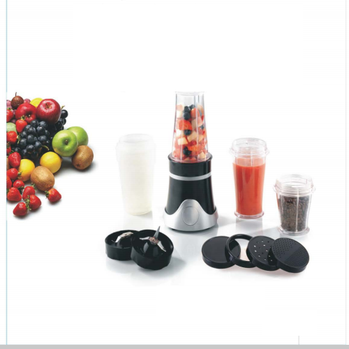 home appliance 250w mini blender with stainless steel blades GMB-001