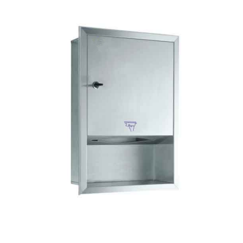 Manual under cabinet paper towel dispenser GSG21