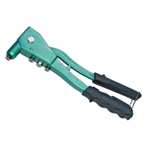 Professional anti-slip single hand operation rivete gun DCML7011