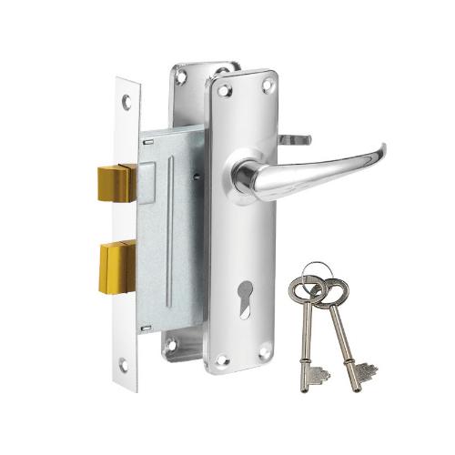 Best price rim anti-theft design door handle lock  1122