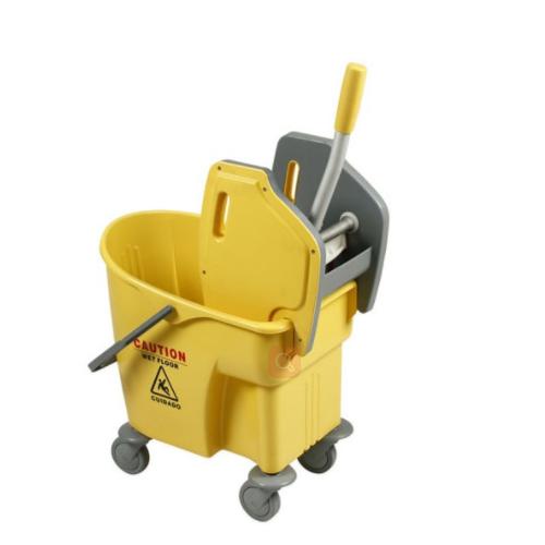 Hot-sale Plastic Singel Bucket Mop Wringer 32L  0310200320001