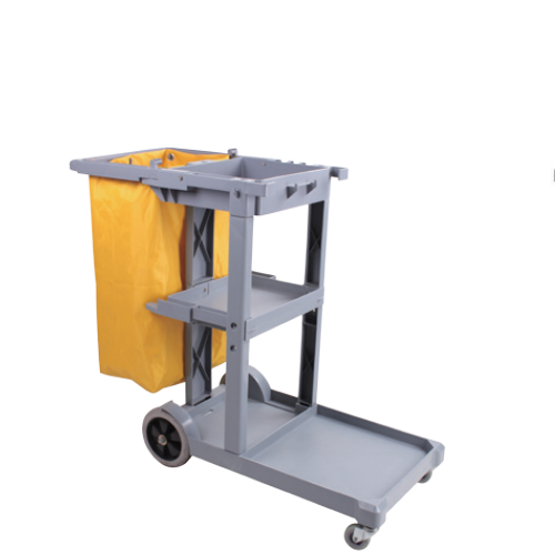 Commercial plastic Janitor Cart 05101