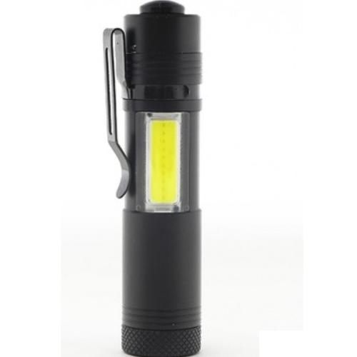 Mini Flashlight 2000 Lumen Q5 LED+COB LED Penlight XZY-L1023