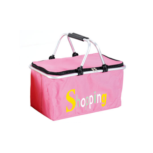 Carry Collapsible fashion foldable shopping basket  1320