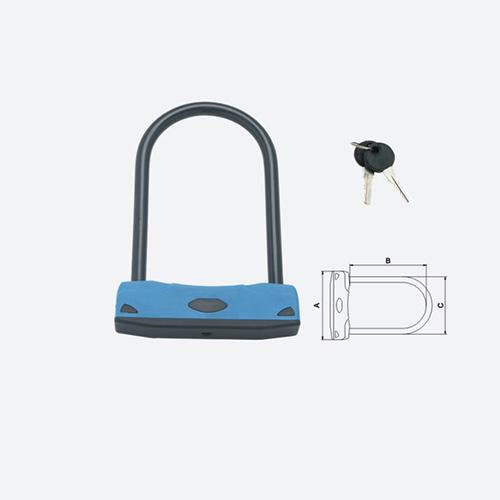 bicycle anti-theft U shackle lock 82105