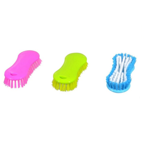 Hot selling new design plastic shoe brush/floor brush/cleaning brush  KX-129