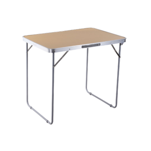 Adjustable Height Portable Lightweight Folding Utility Outdoor Aluminum Camping Table  DN-M-04