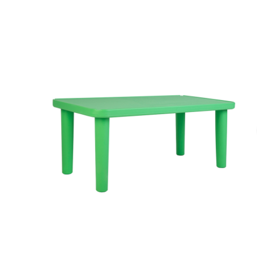 High Quality Plastic Table And Chairs Children Kids Study Table  DN-K-07