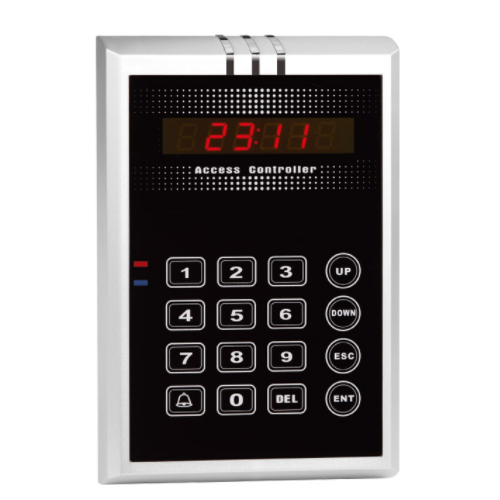 CU-NT100 Mirror Surface Network Time Attendance Controller for Access Control System