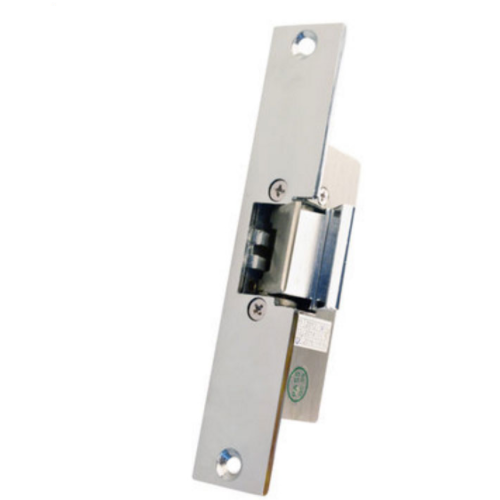 CU-S630 Durable Keyless Magnetic Glass Door Electronic Bolt Lock for Access Control System