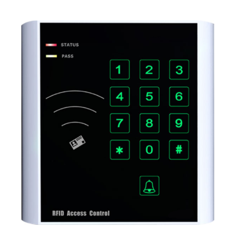 CU-K25 Touch Keypad RFID Standalone Single Door Access Control