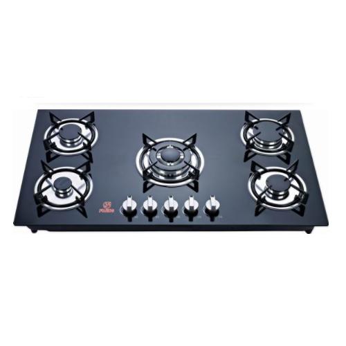 5 burner table top gas cooker FJ-GH5002G