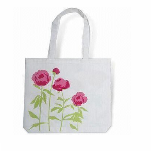 Custom printed canvas bag cotton bag with drawstring FS018