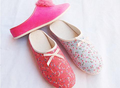 Cotton Indoor Slippers