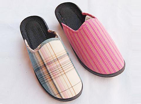 Hot sale promotion oem custom winter men's cotton slipper