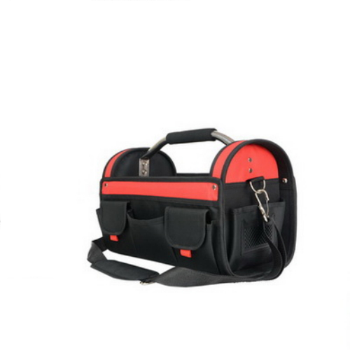Polyester Tool Bag for Plumbers with Steel Handle Jg-Ggb5105
