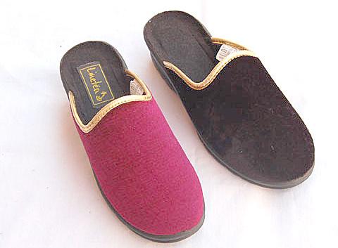 Wholesale Personalize Winter Women Indoor Cotton Bedroom Slippers Shoes