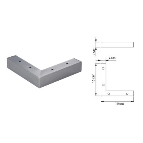 Metal Sofa Leg/Ottoman Leg for Sofa Manufacturer A-052
