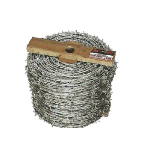 reverse twisted hot dipped galvanized barb wire   Q44