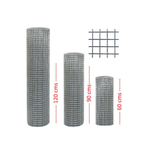 Hot Dipped Electro Galvanised welded wire mesh for United States Farming  Q45