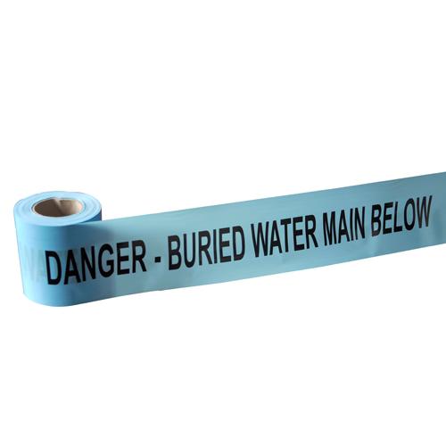 non detectable warning tape DSC0049