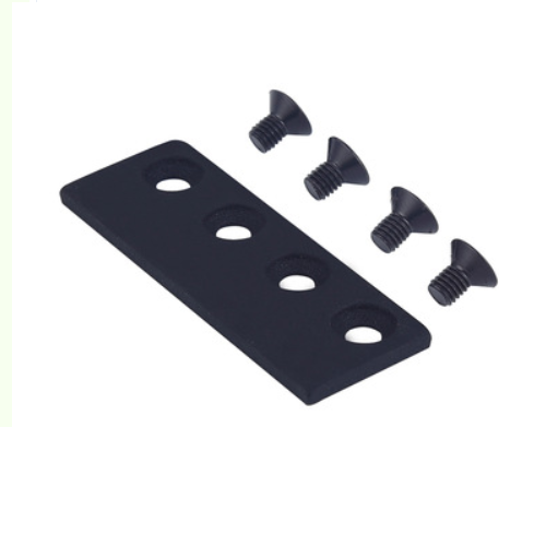 Track connector for barn door    005-TC