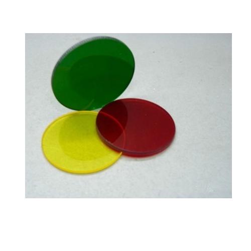 Tinted FLOAT GLASS DECORATIVE GLASS ROUND KJ-8045