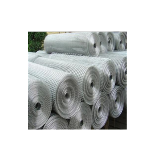 PVC Plastic coated welded wire mesh for making crab trap  D127