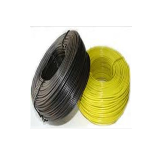 Galvanized Wire and then PVC Coated tie Iron Wire  D129