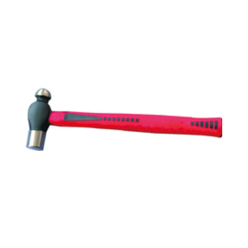 ball pein hammer with fiberglass handle  W34