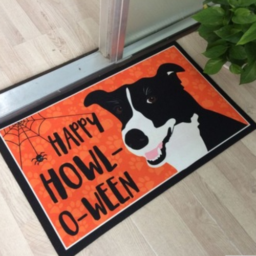 Waste Tire Rubber Powder Non-Slip Personalized Outdoor Doormats YXV1860