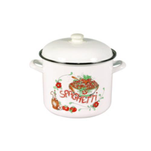 18-26cm Spaghetti Pot /Enamel Stock Pot 755D-26cm