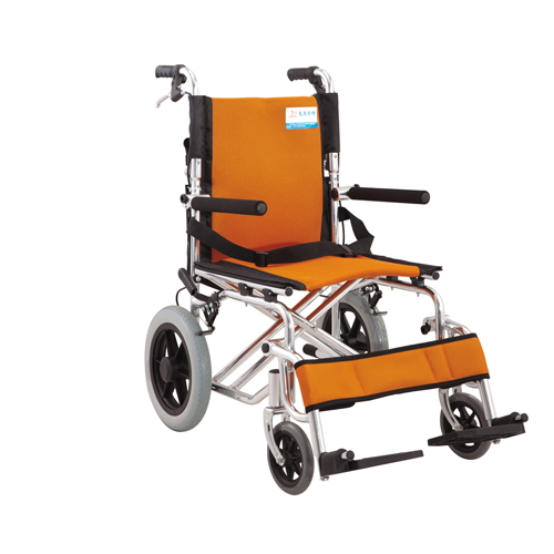 BS - 7001 Standing Wheelchair Lightweight Folding Wheelchair