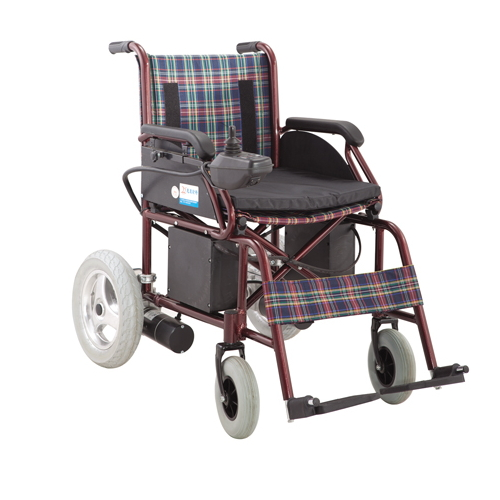Aluminum Wheelchair BS - 7005 Wheelchairs